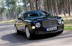Bentley pregăteşte revenirea lui Turbo R cu ajutorul lui Mulsanne