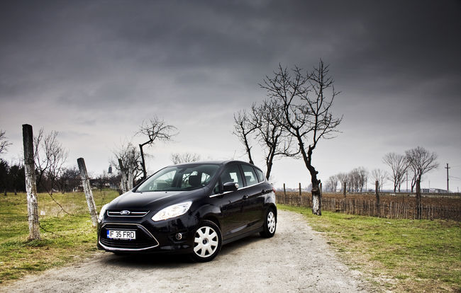 Test drive Ford C-Max (2011-2014)