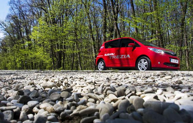 Test drive Subaru Trezia (2011-2014)
