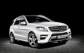 OFICIAL: Iată noul Mercedes-Benz ML