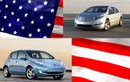 Nissan Leaf îl bate pe Volt în prima jumătate a lui 2011