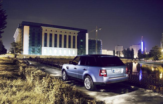 Test drive Range Rover Sport (2009-2013)