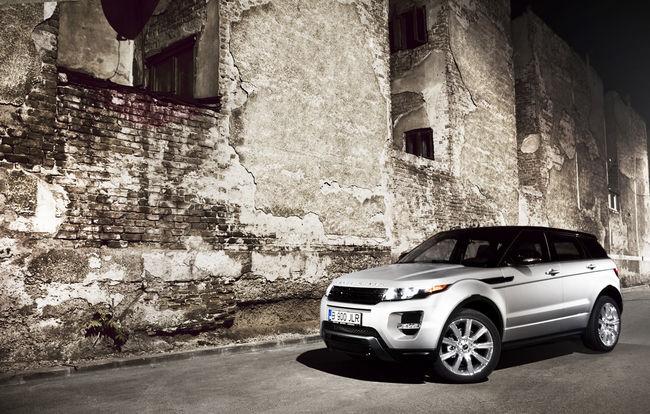 Test drive Range Rover Evoque (2011-2015)