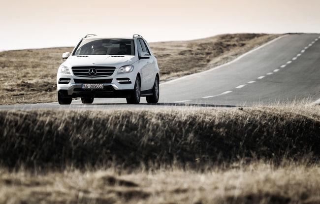 Test drive Mercedes-Benz Clasa M (2011-2015)