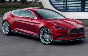 Noul Ford Mondeo vine în 2013