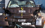 Fiat 500, eşec la crash-testele americane: 3 stele din 5