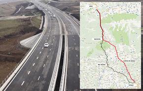 Autostrada Piteşti-Sibiu: licitaţie la toamnă, fonduri de la Uniunea Europeană. Vezi pe unde va trece
