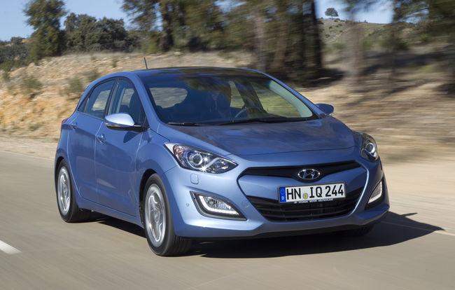 Hyundai Kona Pe Unde O Ia Suv Ul Mic Auto Bild Ro >> Test Drive Hyundai I30 1 6 Crdi 128 Cp Fabricat In Europa