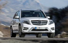 Mercedes-Benz GLK a primit un facelift