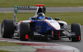 Robert Vişoiu, locul 2 în testele de GP3 de la Silverstone