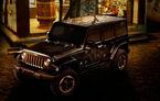 Jeep Wrangler Dragon a venit la Beijing