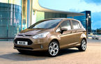 Ford B-Max a intrat în producţie la uzina din Craiova