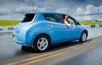 Nissan Leaf va alerga la Goodwood în marşarier