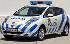 Poliţia din Portugalia primeşte o flotă de Nissan Leaf