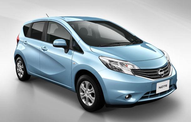 Nissan Note - primele informaţii oficiale ale noii generaţii - Poza 1