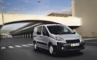 PSA şi Toyota vor produce împreună vehicule comerciale pentru piaţa europeană