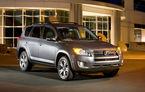 Toyota face un nou recall: 760.000 de unităţi Rav4