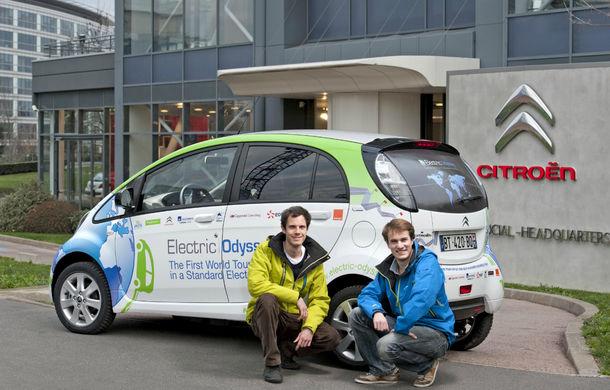 eRace: Două echipe se întrec pentru prima traversare a lumii cu o maşină electrică de serie - Poza 3