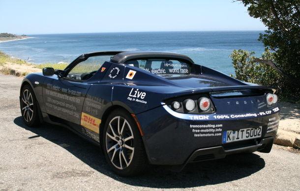 eRace: Două echipe se întrec pentru prima traversare a lumii cu o maşină electrică de serie - Poza 13