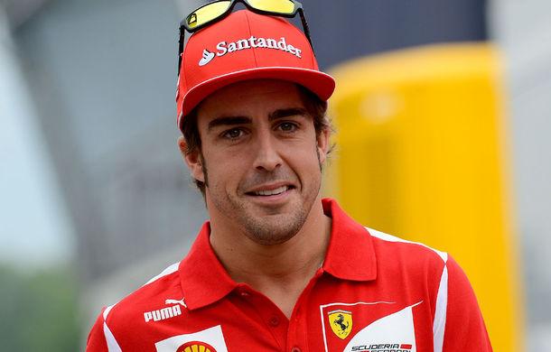 """Alonso mizeaza pe ploaie: """"Ar fi in avantajul nostru"""" - Poza 1"""