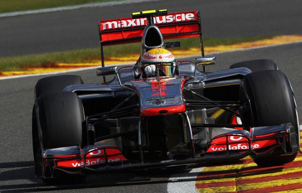 Hamilton vrea să obţină duminică prima victorie din carieră la Monza - Poza 1