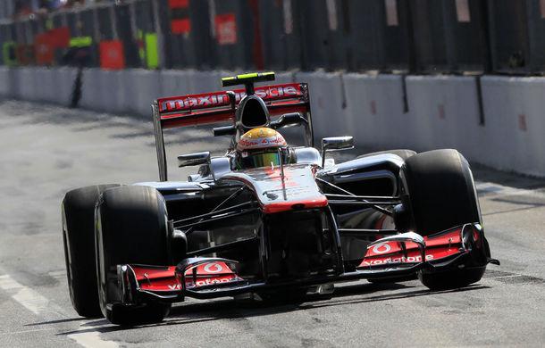 Hamilton - pole position în Marele Premiu al Italiei!