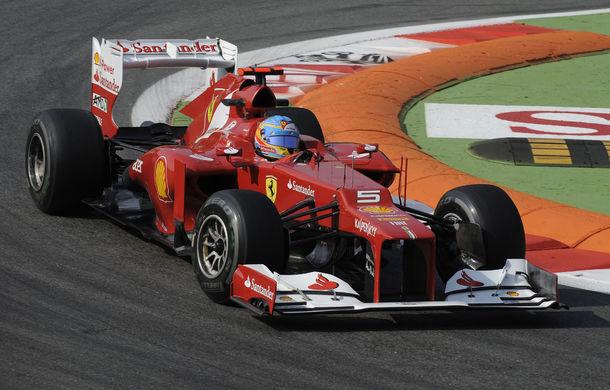 Alonso Formula 1 Italia 2012 Monza