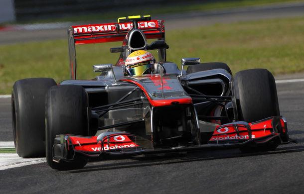 Hamilton a câştigat Marele Premiu al Italiei 2012 !