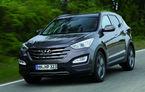 Hyundai Santa Fe, primele imagini şi informaţii ale versiunii europene