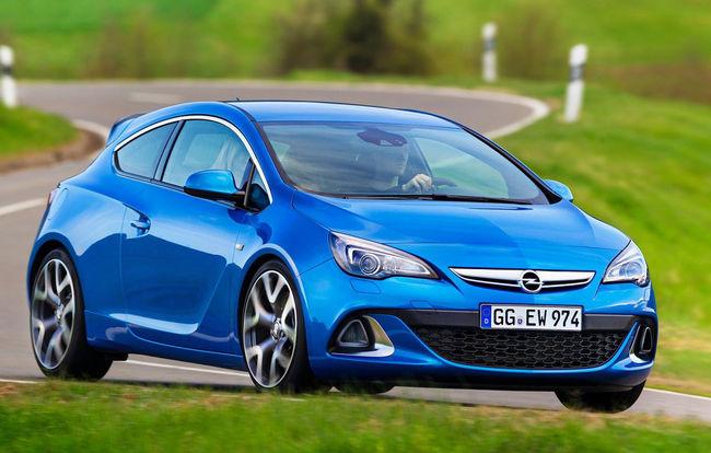 Test drive Opel Astra OPC (2012-prezent)