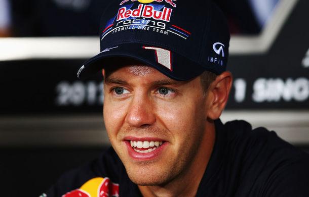 Singapore, antrenamente 1: Vettel, cel mai rapid !