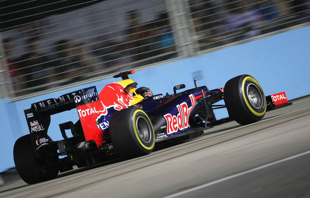 Singapore 2012, antrenamente 2: Vettel rămâne cel mai rapid