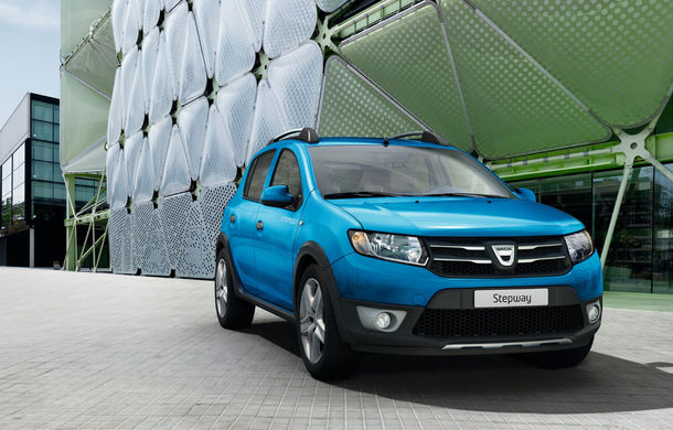 dacia sandero stepway noua genera ie pleac de la euro n rom nia automarket. Black Bedroom Furniture Sets. Home Design Ideas
