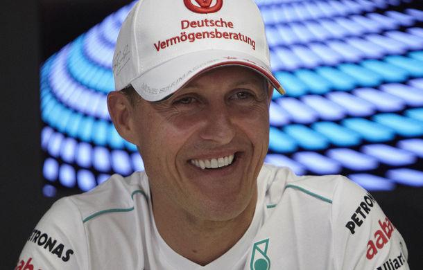 Schumacher se retrage din Formula 1