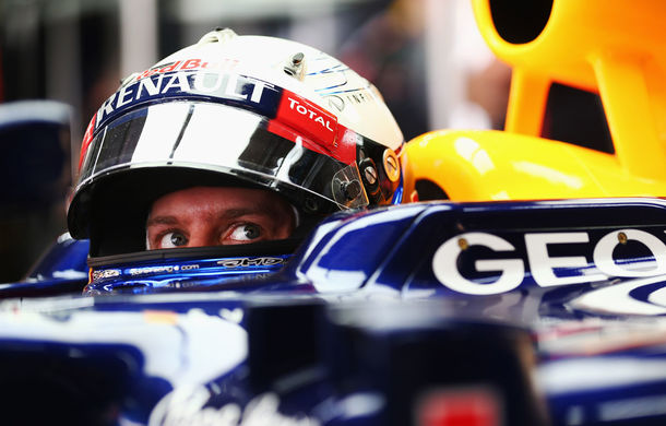 Coreea 2012 antrenamente 2: Vettel, cel mai bun timp !