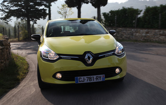 Test drive Renault Clio (2012-2016)