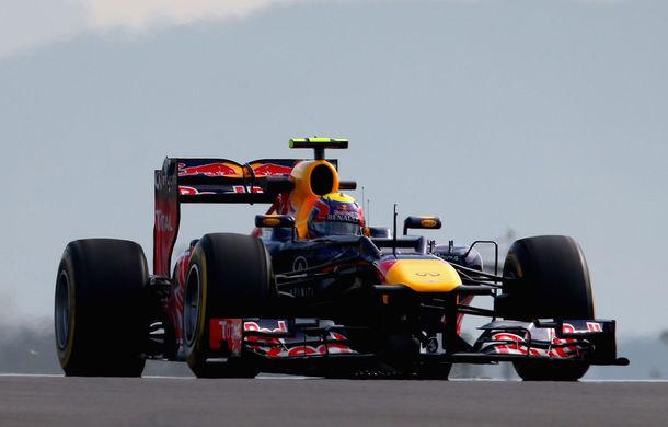 Webber a obţinut în Coreea de Sud primul pole position !