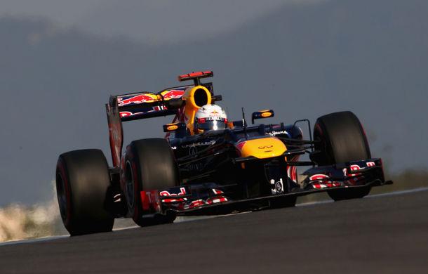 Vettel a câştigat în Coreea de Sud 2012 !