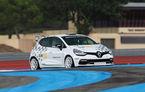 Renault Clio Cup, primele imagini şi informaţii oficiale