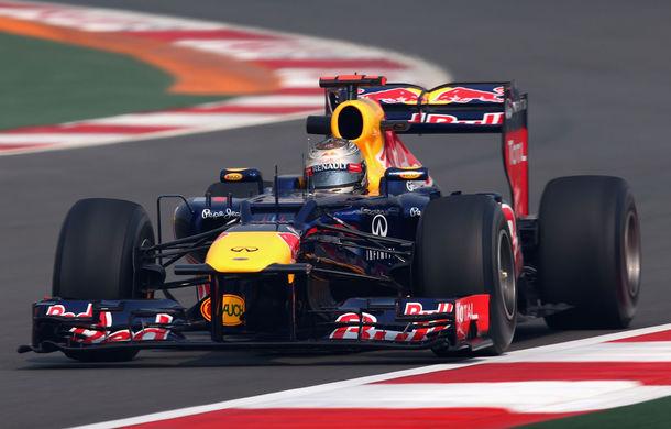 Vettel - din pole position în Marele Premiu al Indiei 2012 !