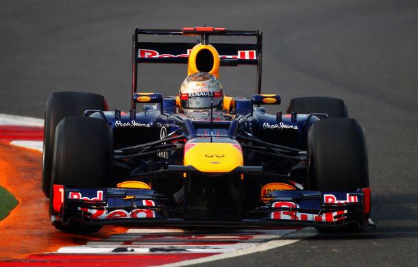 Vettel a câştigat Marele Premiu al Indiei 2012 !