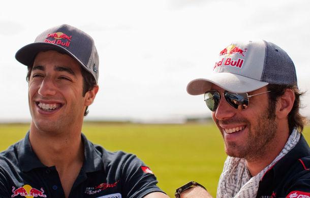 Ricciardo şi Vergne rămân la Toro Rosso în 2013!