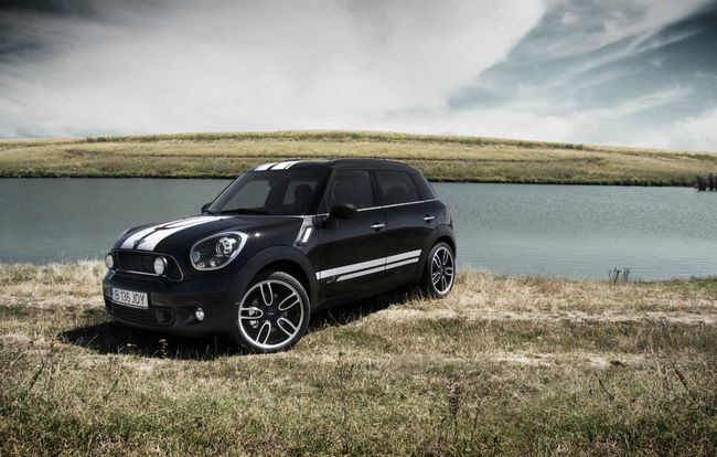 Test drive MINI Countryman (2010-2014)