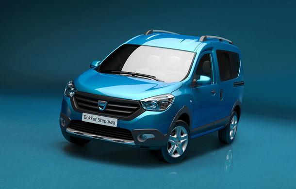 Dacia Dokker Stepway - debut oficial la Salonul de la Istanbul - Poza 1
