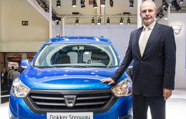 Dacia Dokker Stepway - debut oficial la Salonul de la Istanbul - Poza 2