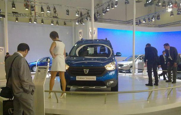 Dacia Dokker Stepway - debut oficial la Salonul de la Istanbul - Poza 5