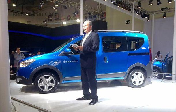 Dacia Dokker Stepway - debut oficial la Salonul de la Istanbul - Poza 7
