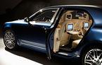 Bentley Mulsanne Executive - un interior transformat în birou mobil
