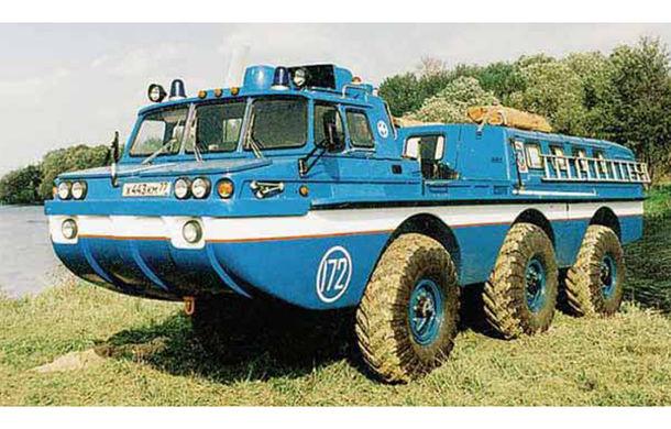Top 20: Automobile rare produse în Uniunea Sovietică - Poza 1