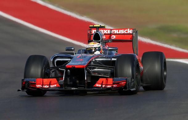Hamilton a câştigat Marele Premiu al Statelor Unite !